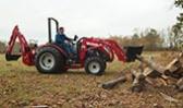Tracteurs Forestiers