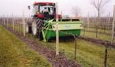 Tracteurs pour la viticulture et l'arboriculture