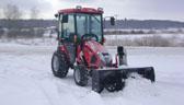 Tracteurs pour le Service Hivernal